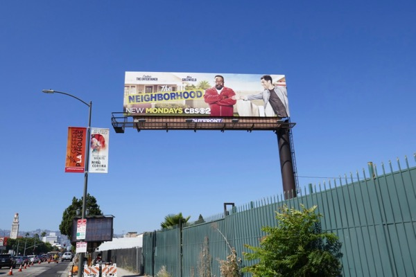 Neighborhood season 1 billboard