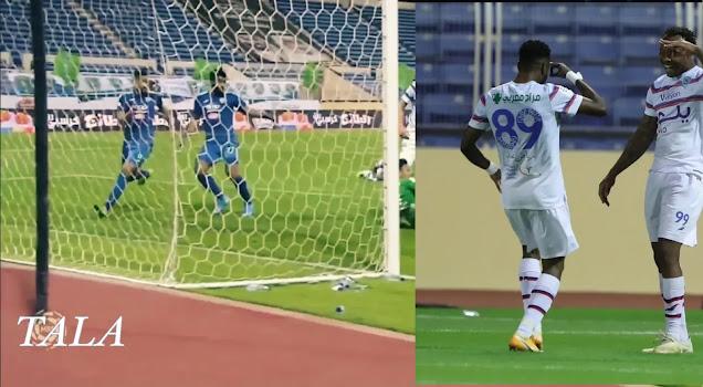 خسارة الفتح من أبها 3-1 في الجولة السابعة من الدوري السعودي