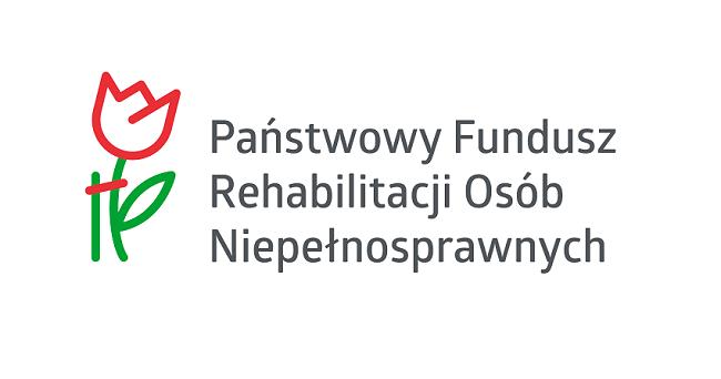 Państwowy Fundusz Rehabilitacji Osób Niepełnosprawnych - logo