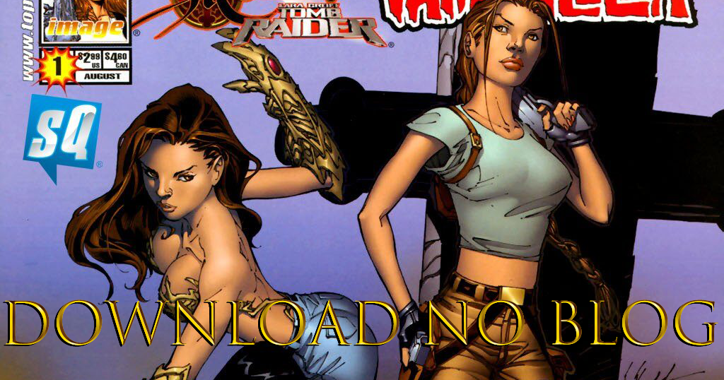 Tomb Raider/Witchblade/Magdalena/Vampirella   Read All