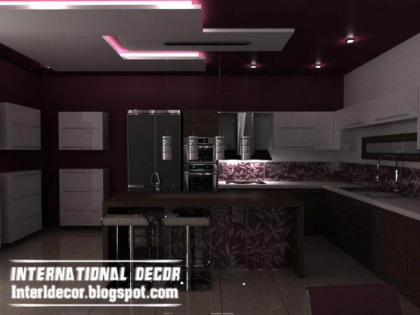 Top catalog of kitchen ceiling designs ideas,gypsum false ...