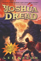 Book cover for Joshua Dread by Lee Bacon