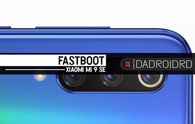 Fastboot Xiaomi Mi 9 SE