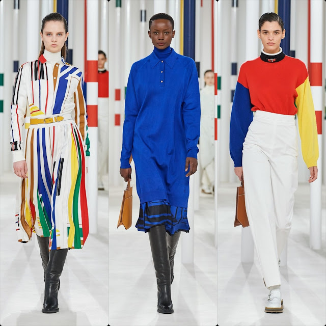 Hermes Fall-Winter 2020-2021 Paris by RUNWAY MAGAZINE