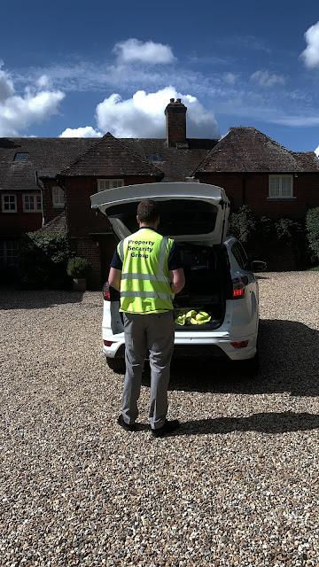 Basingstoke Security Key Holder Services
