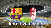 مباراة غرناطة وبرشلونة بث مباشر بتاريخ 03-02-2021 كأس ملك إسبانيا