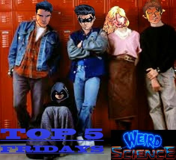 Weird Science DC Comics: Top 5 Fridays: Top 5 Zombies In DC Comics