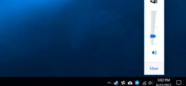 كيف تستعيد الشكل القديم لايقونة الصوت على ويندوز 10