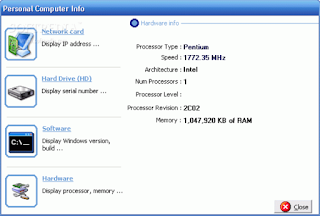 PC Info 3.6.0.125 Multilingual