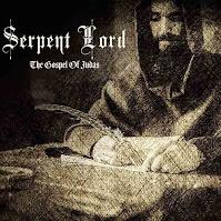 """Το single των Serpent Lord (GR) """"The Gospel of Judas"""""""