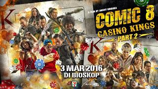 Comic 8 Casino Kings Part 2 (2016)