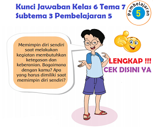 Kunci Jawaban Kelas 6 Tema 7 Subtema 3 Pembelajaran 5 www.simplenews.me