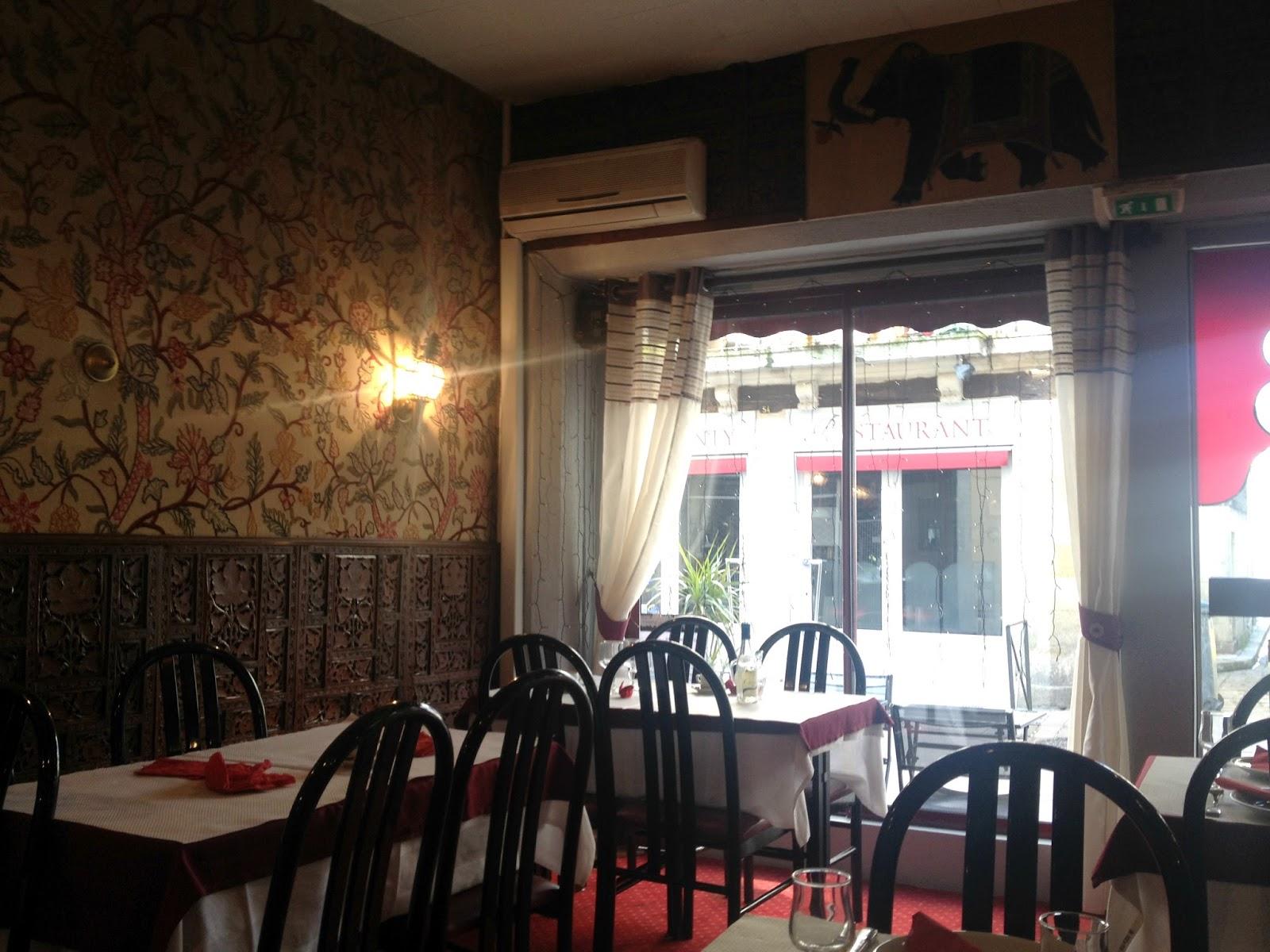 Restaurant Indien A Tours Rue Colbert