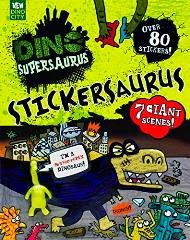 Stickersaurus cover