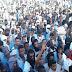 مظاهرة ضخمة وسط العاصمة