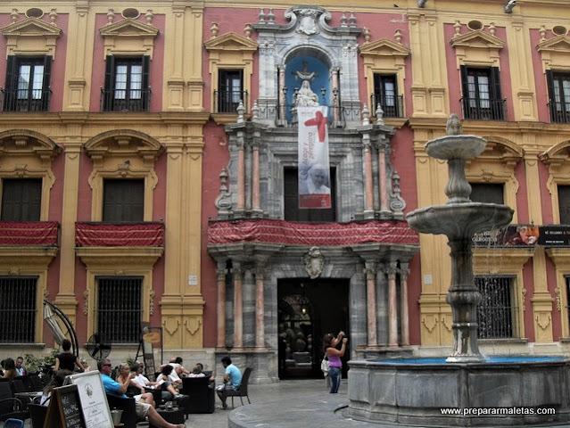 lugares de interés para visitar en Málaga