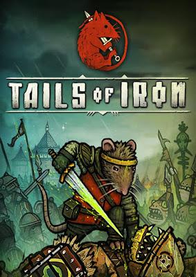 Capa do Tails of Iron