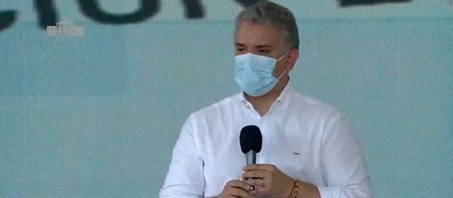 """https://www.notasrosas.com/""""Vacunas llegarían a los países a mediados del 2021"""": presidente Duque"""