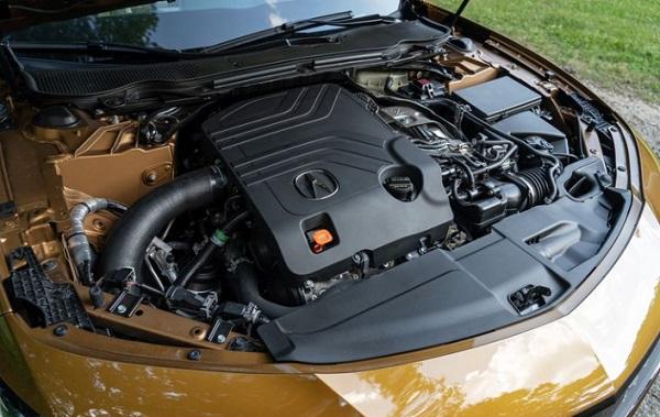 Engine V6 Acura TLX type S