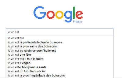 blog vin Beaux-Vins questions google #2 est