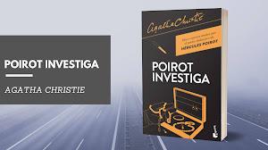 Reseña: Poirot investiga - Agatha Christie