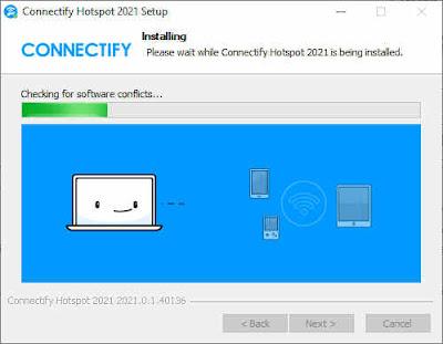 تحويل الكمبيوتر الى راوتر ويندوز 7,8,10