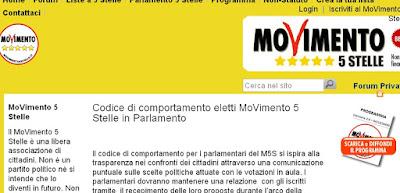 http://www.beppegrillo.it/movimento/codice_comportamento_parlamentare.php