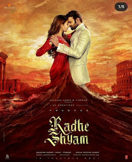 Radhe Shyam First Look Poster 1