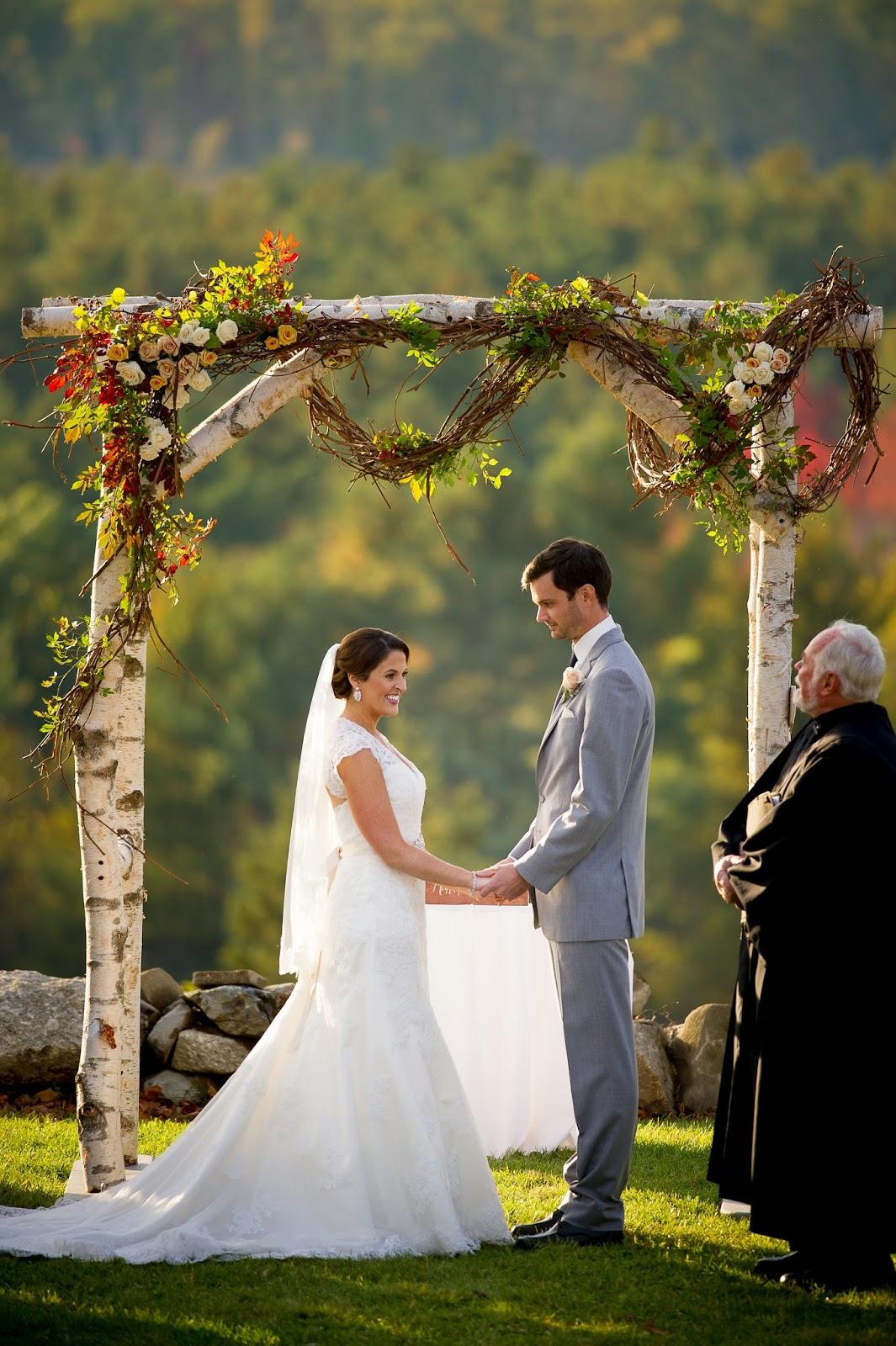 Fruitlands Museum Massachusetts Wedding Florist Mkd