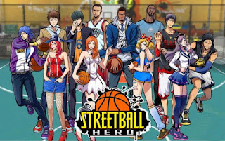 Update StreetBall Hero Mega Mod Apk + Data Obb v1.1.5 New Version Terbaru