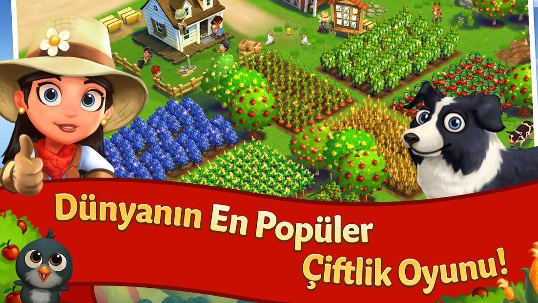 FarmVille 2: Köy Kaçamağı Hileli APK v15.6.5710