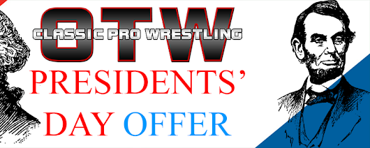 OTW Presidents' Day Promotional Offer