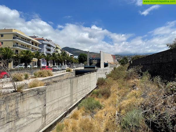 Robert Nazco demanda la limpieza del barranco de Tenisca en Los Llanos de Aridane