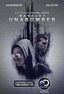 Sinopsis pemain genre Serial Manhunt: Unabomber (2017)