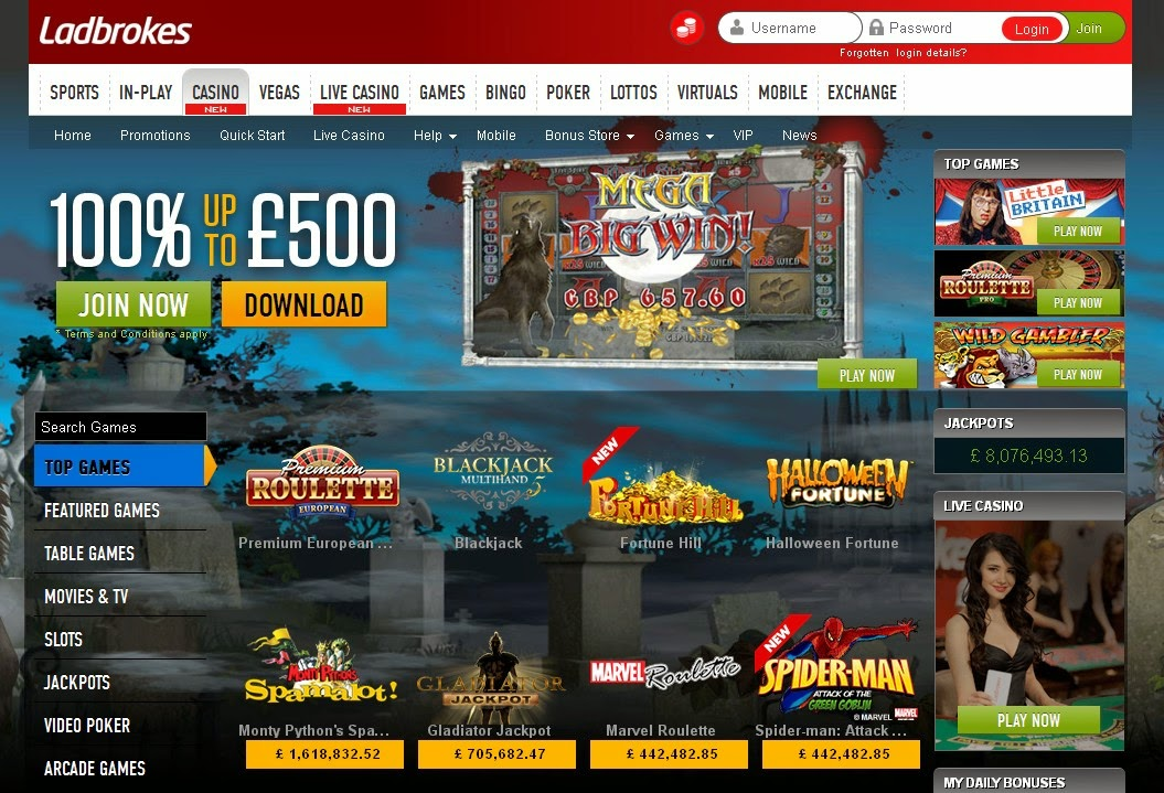 Image result for Ladbrokes Review