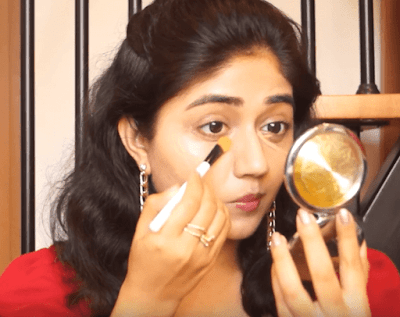 simple makeup for party step by step