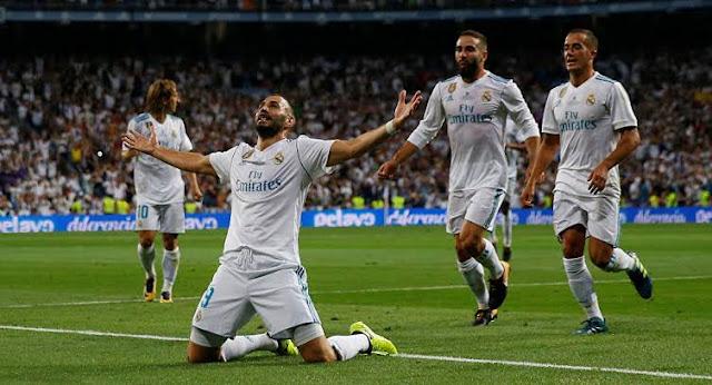تشكيل ريال مدريد ضد خيتافى عبر سوفت سلاش