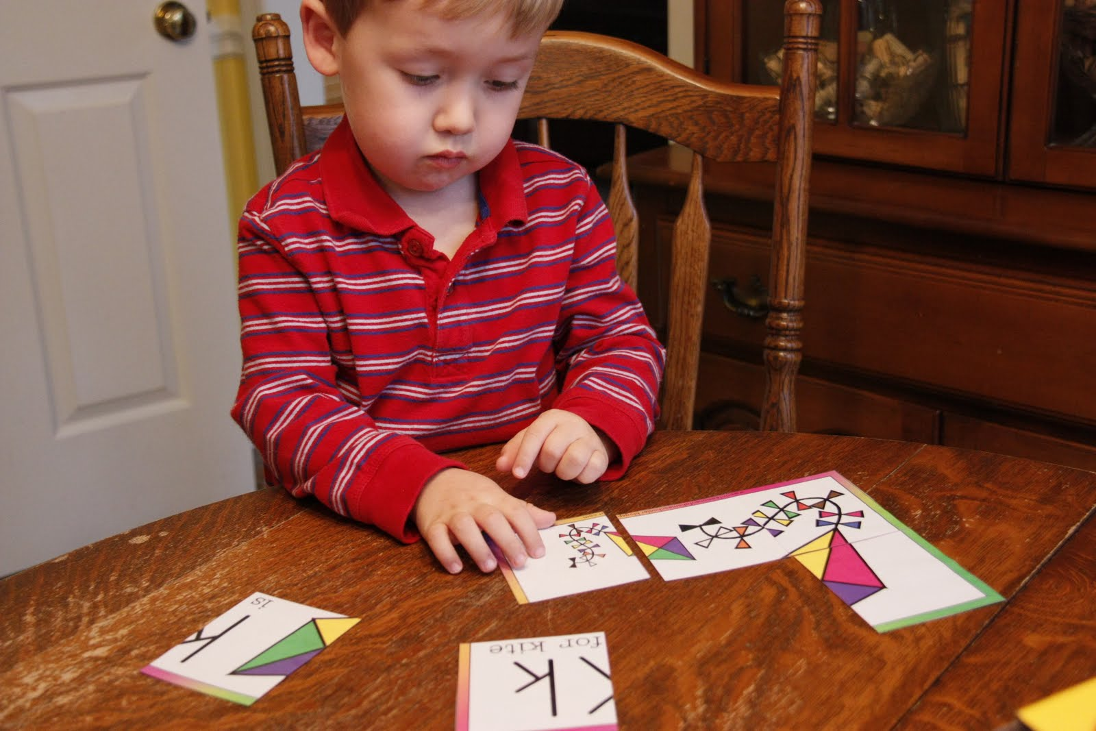 Snippets It S The Little Things Preschool Corner Letter K Kites And Kangaroos