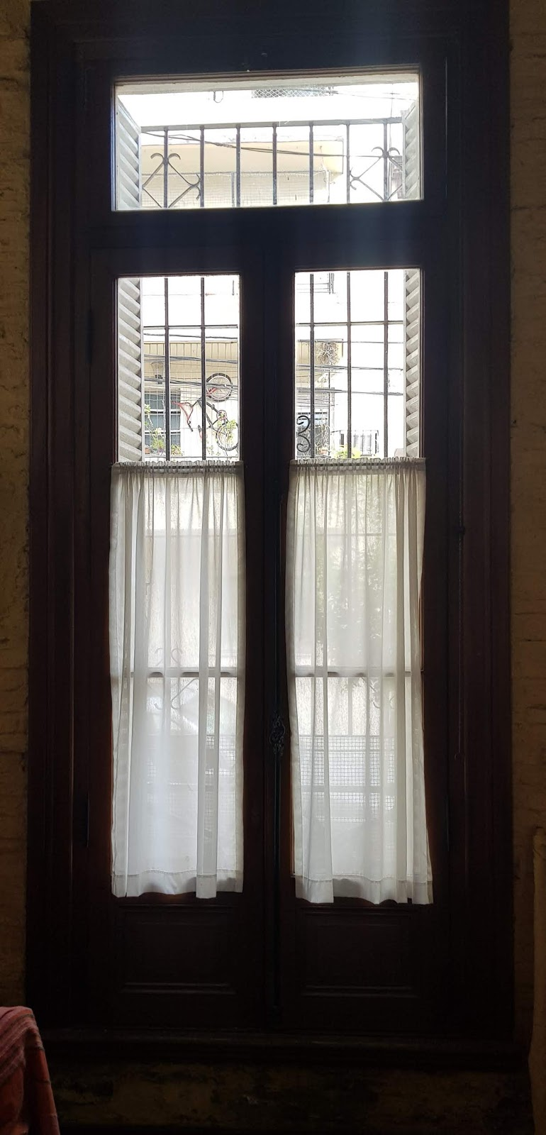 Window Casa chorizo