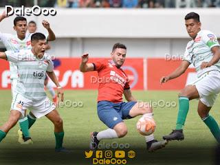 Oriente Petrolero perdió con Wilstermann en Cochabamba - DaleOoo
