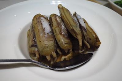 Putien, duotou clams fermented wine