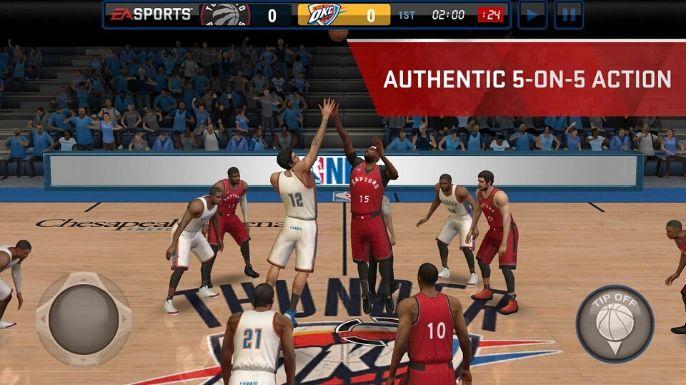 NBA LIVE Mobile (mobile)
