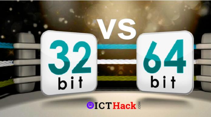 What is 32-bit 64-bit? How many bits do I use Windows?