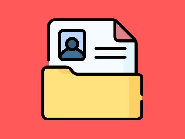 Aplikasi Untuk Membuat CV yang Menarik di Android
