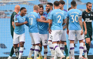 Man City make history despite losing Premier League title
