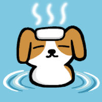 Animal Hot Springs – Relaxing with cute animals Mod Apk