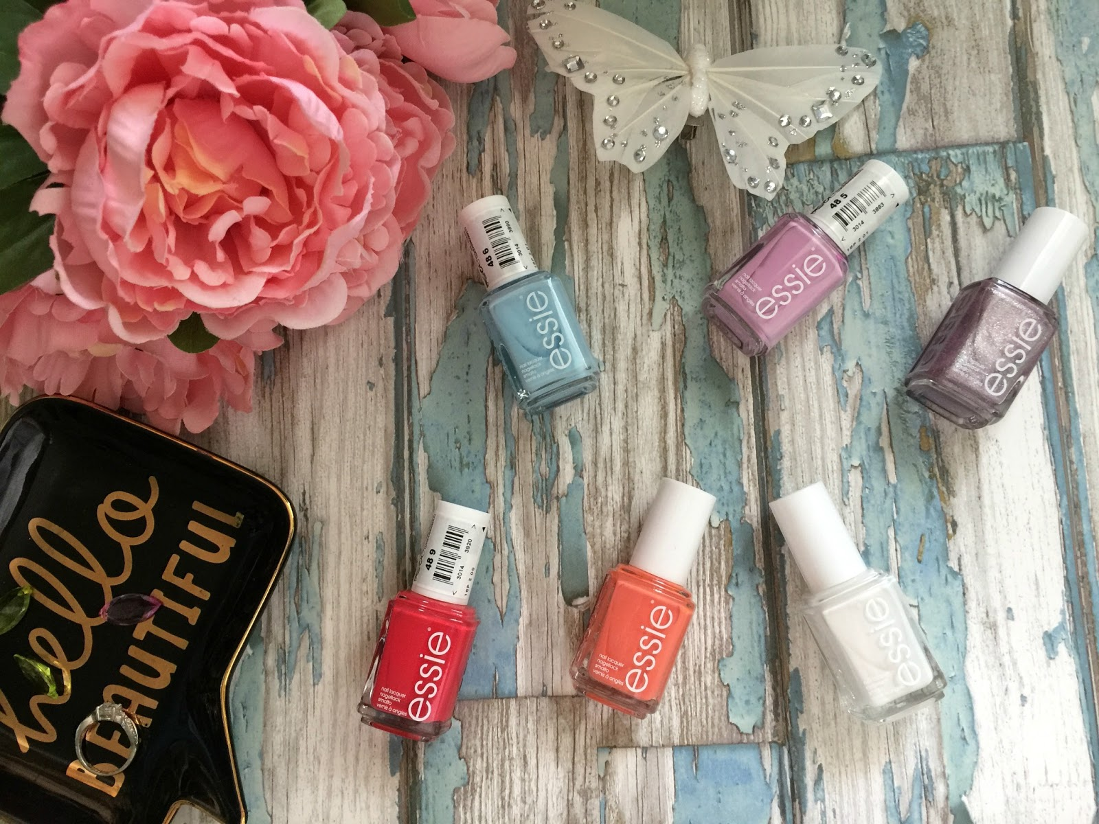 essie summer collection 2017