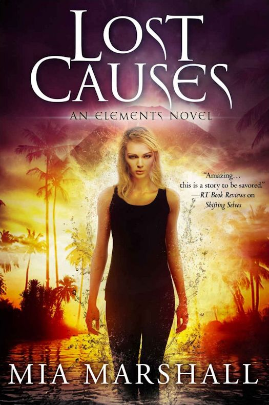 Review: Lost Causes by Mia Marshall