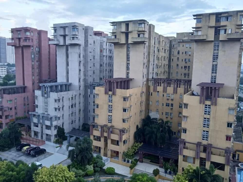 Xiaomi Redmi 9A Camera Sample - Buildings, Day, HDR
