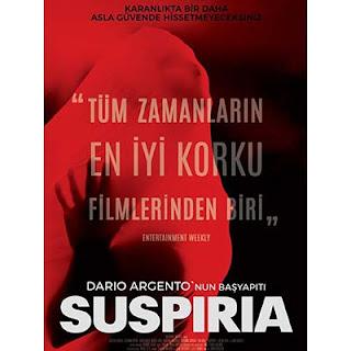 Suspiria (1977) - Restore Edilmiş Filmler